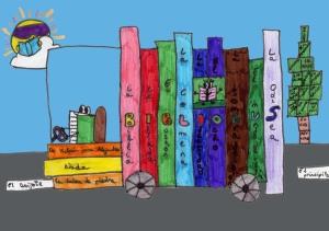 Bibliobus en ruta